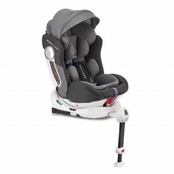 Hexagon Gray 0-36 kg ISOFIX