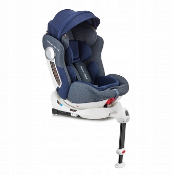 Hexagon Blue 0-36 kg ISOFIX